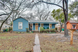 Photo of 2315 Palmer Drive, Denton, TX 76209 (MLS # 13781238)