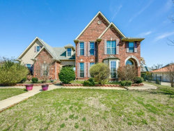 Photo of 417 Stone Canyon Drive, Sunnyvale, TX 75182 (MLS # 13781412)