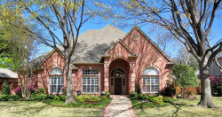 Photo of 316 Park Valley Drive, Coppell, TX 75019 (MLS # 13791057)