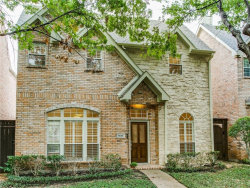 Photo of 5844 Oram Street, Dallas, TX 75206 (MLS # 13792676)