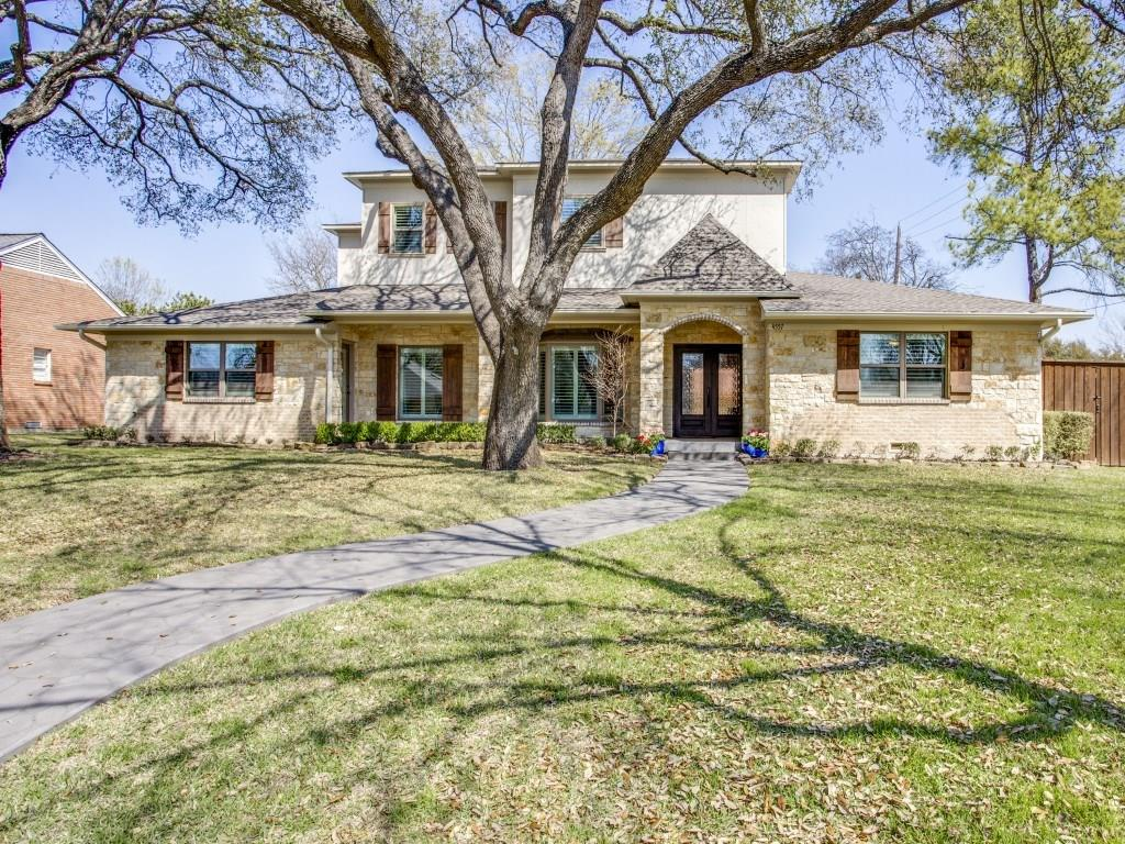 Photo for 4557 Alta Vista Lane, Dallas, TX 75229 (MLS # 13793615)