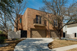 Photo of 410 Templeton Drive, Fort Worth, TX 76107 (MLS # 13799556)