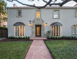 Photo of 4409 Beverly Drive, Highland Park, TX 75205 (MLS # 13805633)