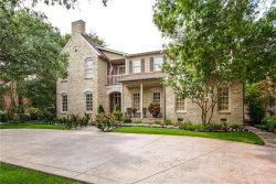 Photo of 3504 Marquette Street, University Park, TX 75225 (MLS # 13812453)