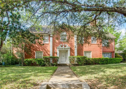 Photo of 4328 Belclaire Avenue, Highland Park, TX 75205 (MLS # 13814992)