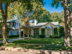 Photo of 4616 Southern Avenue, Highland Park, TX 75209 (MLS # 13819104)