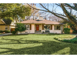 Photo of 6138 Monticello Avenue, Dallas, TX 75214 (MLS # 13831513)