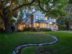Photo of 3617 Euclid Avenue, Highland Park, TX 75205 (MLS # 13849392)