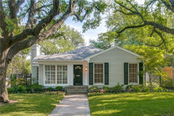 Photo of 4684 Belclaire Avenue, Highland Park, TX 75209 (MLS # 13859243)