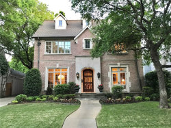 Photo of 4417 Southern Avenue, Highland Park, TX 75205 (MLS # 13861459)