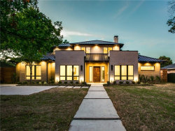 Photo of 4435 Nashwood Lane, Dallas, TX 75244 (MLS # 13871427)