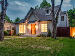 Photo of 5320 Emerson Avenue, Dallas, TX 75209 (MLS # 13871546)
