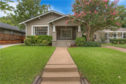 Photo of 5320 Pershing Avenue, Fort Worth, TX 76107 (MLS # 13888395)