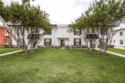 Photo of 4510 Abbott Avenue, Unit 35, Highland Park, TX 75205 (MLS # 13900358)