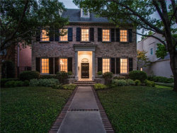 Photo of 3517 Potomac Avenue, Highland Park, TX 75205 (MLS # 13902620)