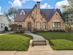Photo of 4553 S Versailles Avenue, Highland Park, TX 75205 (MLS # 13913585)