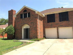 Photo of 1308 Concord Drive, Mansfield, TX 76063 (MLS # 13913598)