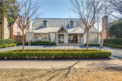 Photo of 4021 Bryn Mawr Drive, University Park, TX 75225 (MLS # 13928200)