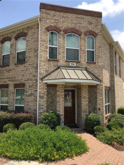 Photo of 211 S KEALY Avenue, Unit A 211, Lewisville, TX 75057 (MLS # 13939462)