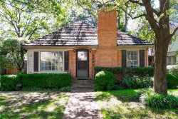 Photo of 4341 Potomac Avenue, Lot 16, University Park, TX 75205 (MLS # 13951190)