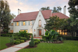 Photo of 3505 Beverly Drive, Highland Park, TX 75205 (MLS # 13955277)