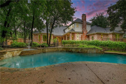 Photo of 6400 Kenshire Court, Colleyville, TX 76034 (MLS # 13956368)