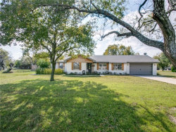 Photo of 409 Sanders Road, Denton, TX 76210 (MLS # 13971787)