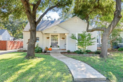Photo of 3829 Pershing Avenue, Fort Worth, TX 76107 (MLS # 13972780)