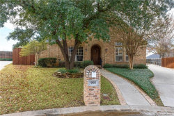 Photo of 901 Ellison Park Circle, Denton, TX 76205 (MLS # 13984576)