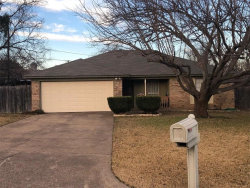 Photo of 1105 Holly Court, Benbrook, TX 76126 (MLS # 13985245)