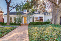Photo of 4305 Fairfax Avenue, Highland Park, TX 75205 (MLS # 13995055)