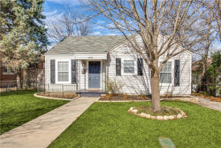 Photo of 3832 Linden Avenue, Fort Worth, TX 76107 (MLS # 13999598)