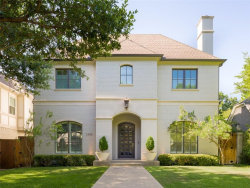 Photo of 3456 Stanford Avenue, University Park, TX 75225 (MLS # 14005681)