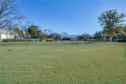Photo of 4500 Lakeside Drive, Lot 6, Highland Park, TX 75205 (MLS # 14007531)