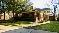 Photo of 2123 Stanley Avenue, Fort Worth, TX 76110 (MLS # 14018203)