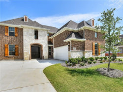 Photo of 2430 Bottlebrush Drive, Prosper, TX 75078 (MLS # 14022675)