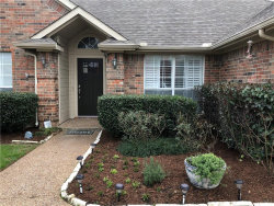 Photo of 525 Coventry Drive, Grapevine, TX 76051 (MLS # 14025388)