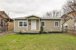 Photo of 3816 May Street, Fort Worth, TX 76110 (MLS # 14026804)