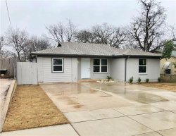 Photo of 3310 N Houston Street, Fort Worth, TX 76106 (MLS # 14029348)