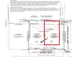 Photo of 200 Bandit Trail, Lot 2R1, Colleyville, TX 76034 (MLS # 14029898)