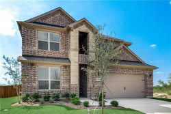 Photo of 138 Creekside Drive, Sanger, TX 76266 (MLS # 14043320)