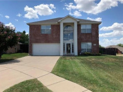 Photo of 600 Parkview Court, Kennedale, TX 76060 (MLS # 14061269)