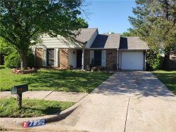 Photo of 7850 Hollyberry Court, Fort Worth, TX 76133 (MLS # 14062754)