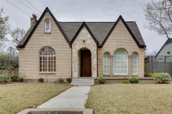 Photo of 5103 Alcott Street, Dallas, TX 75206 (MLS # 14093284)