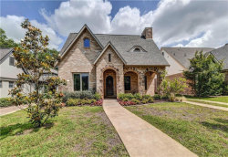 Photo of 5543 Ridgedale Avenue, Dallas, TX 75206 (MLS # 14098388)