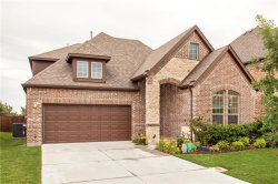 Photo of 6301 Cedar Sage Trail, Flower Mound, TX 76226 (MLS # 14098593)