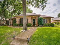 Photo of 113 Simmons Drive, Coppell, TX 75019 (MLS # 14100478)
