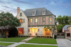 Photo of 4512 N Versailles Avenue, Highland Park, TX 75205 (MLS # 14105288)