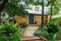 Photo of 4807 Abbott Avenue, Highland Park, TX 75205 (MLS # 14115946)