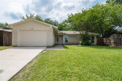 Photo of 505 Oxford Park, Garland, TX 75043 (MLS # 14116897)